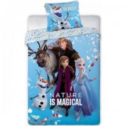 Parure Housse de couette Frozen 2 Disney
