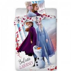 Housse de couette Frozen 2 Disney avec 1 taie oreille frozen 2
