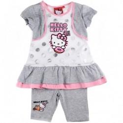 Ensemble fille Hello Kitty robe et legging
