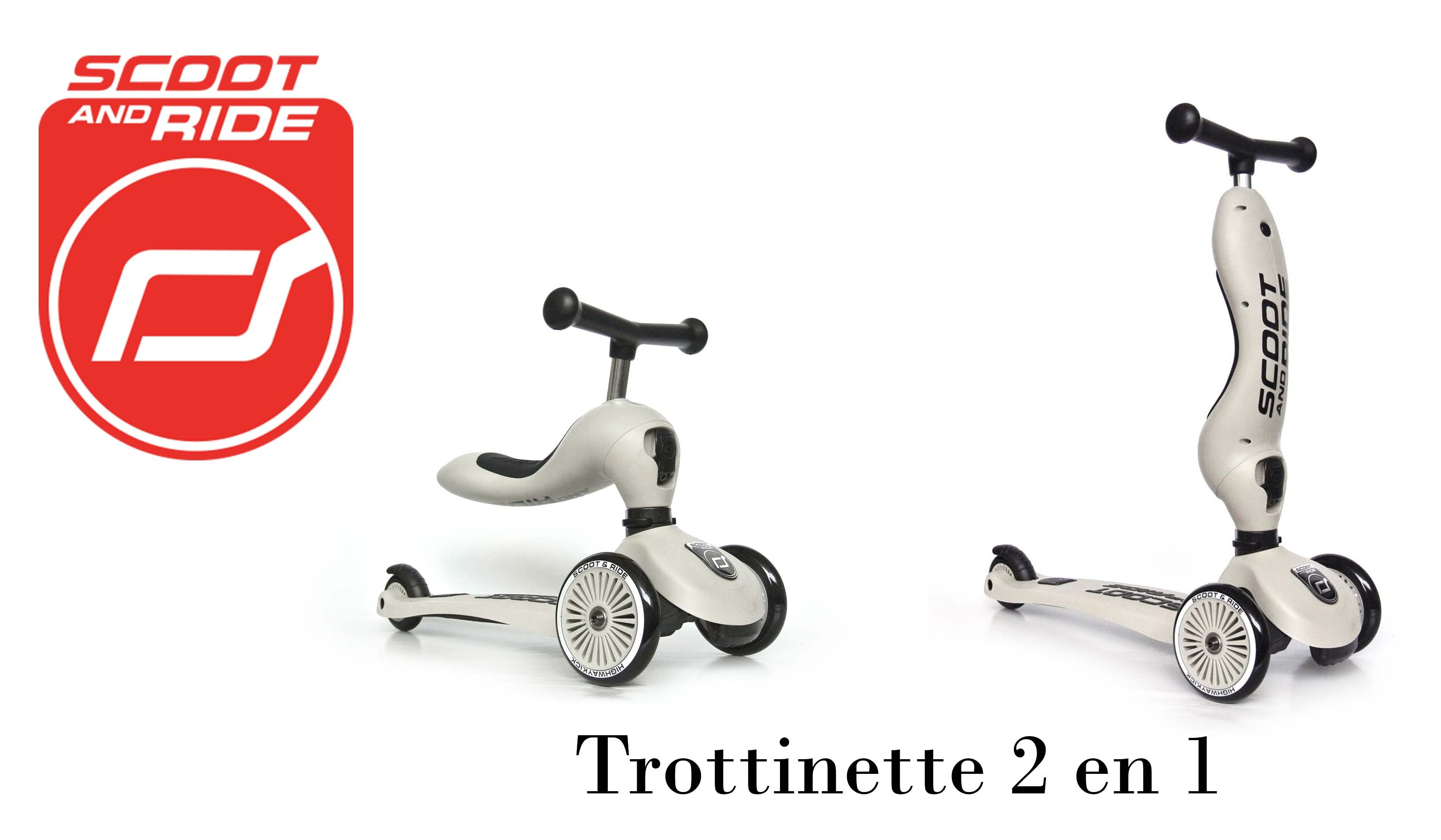 Trottinette scoot and ride